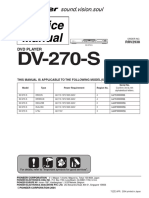 DV-270-S