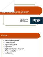 Communication system by Raviteja Balekai