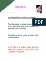 Farmacologia Pediátrica 2017.2