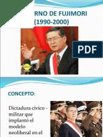 Fujimori y Paniagua