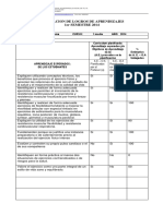 Cobertura Curricular EFI 1