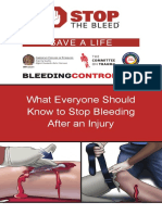 Stop the Bleed Booklet