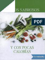 Platos Sabrosos y Con Pocas Cal - AA. VV