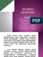 Kelompok 5 - Sejarah Akuntansi (Pks)