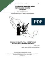 Manual_de_revista Para Concurso de Bandas de Guerra