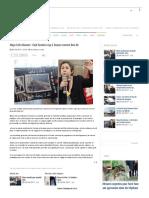 Kapitalis Maya Jribi Dénonce _ Caïd Essebsi Reçu à Sousse Comme Ben Ali - Kapitalis