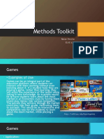 methods toolkit