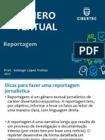 PPT Reportagem
