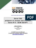 Quiz Fas n3 Ssiap1