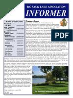 BSLA Fall Newsletter