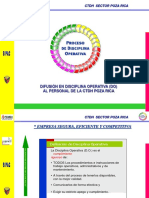 Presentacion de Disciplina Operativa Basico Ppt