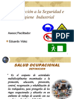 Introduccion a La Seguridad Industrial 2016