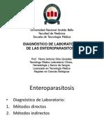 Diagnostico Enteroparasitosis