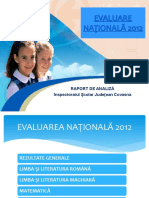 Evaluare Nationala_2012