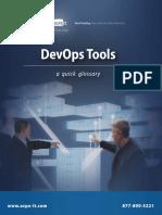DevOps Tools Glossary