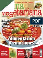Cocina Vegetariana - Octubre 2017