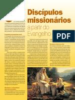 Discípulos Missionários a Partir de João