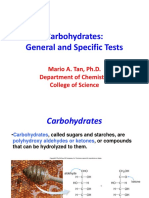 PLab Carbohydrates