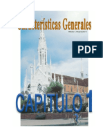 Estudio General de Suelos Departamento de Cundinamarca 2001 - Capítulo 1