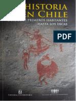 Falabella Prehistoria en Chile