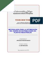 Metodología Para La Optimización