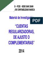 c. Basica 2014 - Tema Especial - Pp - Cuentas Regularizadoras