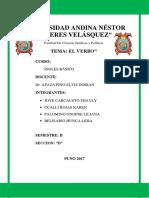 EL VERBO (Autoguardado)