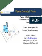 1.0 P Chem 351 First Day 1.4