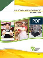 Reglamento PST 2016 DGII