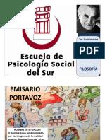 Psicología Social 1er Semestre