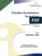 Estudio sobre Taxímetros en Colombia