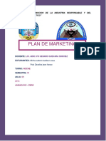 Plan de Marketing 2