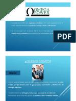 Presentación Portafolio - Omega Power SAC