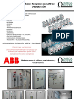 Abb-tableros Omega Power Sac