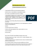 Direito Civil - Responsabilidade Civil (2)