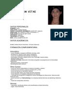 Curriculum Vitae Word Doc (2)