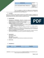 Ejemplo de Instructivo OP-I-01 (Uso Del Megometro)