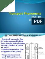 Transport Phenomena_7_Conservation of Momentum3