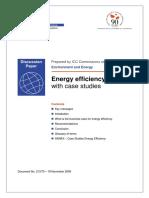 Energy Efficiency With Case Studies (2)