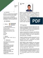 CV Genghini Septiembre 2017