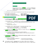 924 Mel Classe Determinant Article