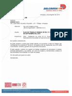Carta N° PD-ST-2015-190