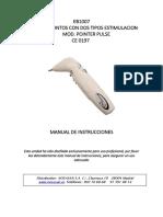 Pointer Pulse Manual de Instrucciones