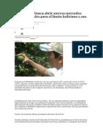 Totaí Citrus Busca Abrir Nuevos Mercados Internacionales Para El Limón Boliviano y Sus Derivados