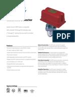 Detector de Flujo System Sensor
