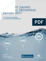 ROYAL LIFE SAVING NATIONAL DROWNING REPORT 2017