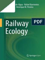 Railway Ecology