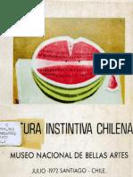 pintura instintiva chilena