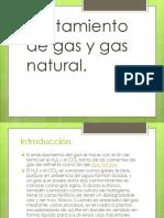 Presentacion de Tratamiento de Gas.