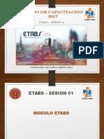 ETABS -SESION 01